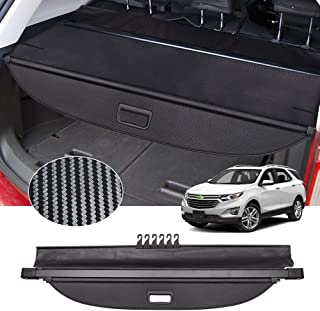 kaungka Cargo Cover for 13-17 Acura RDX RDX Beige Trunk Shielding Shade for with Power Rear GATE,NOT FIT for Base Model