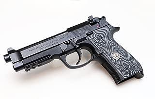 Wilson Combat - G10 Ultra Thin Grips - Checkered - Fits Beretta 92 & 96-728-FS-UT-GB