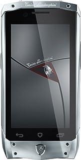 Tonino Lamborghini Antares Dual-SIM 32GB Luxury high-end Fashion 3G Smartphone (Silver)