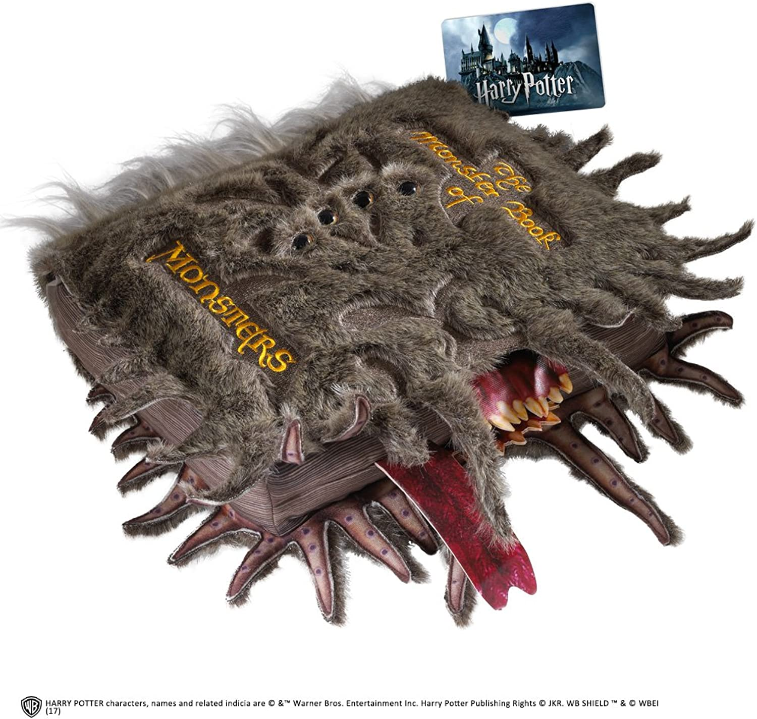 Noble Collection Fantastic Beasts Collectibles, Geschenkidee, Personal, Mehrfarbig, 58561
