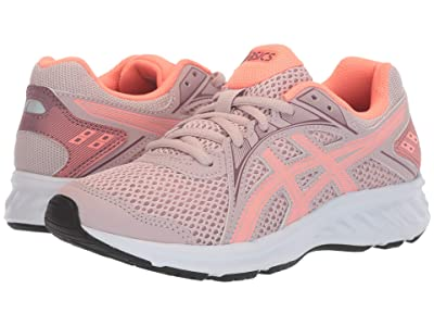 ASICS Kids Jolt 2 (Big Kid) (Watershed Rose/Sun Coral) Girls Shoes