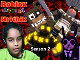Clip: Roblox Gameplay Hrithik