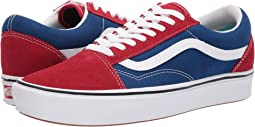 (Two-Tone) Chili Pepper/True Blue