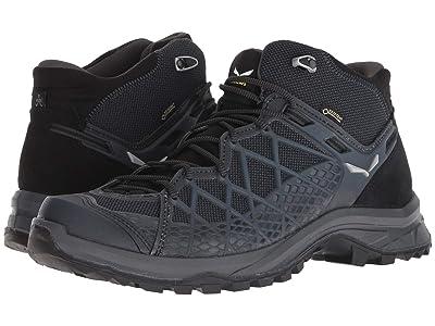 SALEWA Wild Hiker Mid GORE-TEX(r) (Black Out/Silver) Men