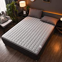 Foldable Futon Tatami Mattress, Japanese Cotton Tatami Floor Mat, Soft Durable Mattress, Sofa Topper Bed, Floor Mattress f...