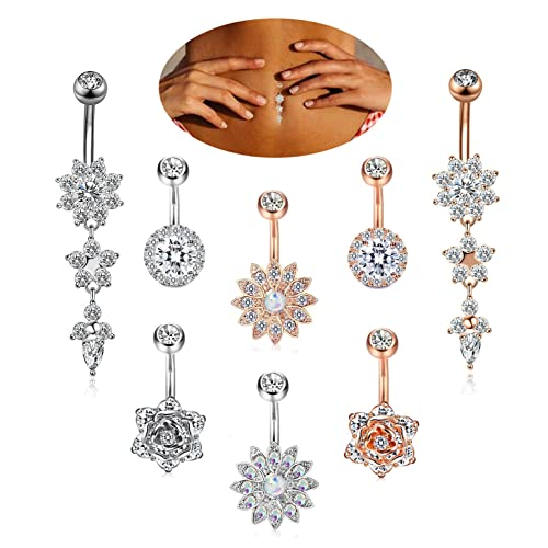 Belly Button Piercings Amazoncom