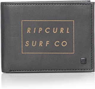Surf Co Rfid All Day Coin Pouch, 11 cm, Black