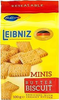Bahlsen Leibniz Minis Butter Biscuits, 100 gm