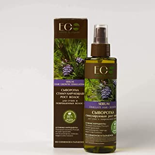 EO Laboratorie Organic Serum, stimulate hair growth, anti hair loss, for thin dry and damaged hair, sulfate free