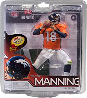 McFarlane Toys NFL Series 30 - Peyton Manning Action Figure (Colors may vary)