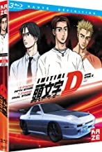Initial D : Extra Stage 2 + Fifth Stage + Final Stage - Edition 3 Br [Blu-ray]