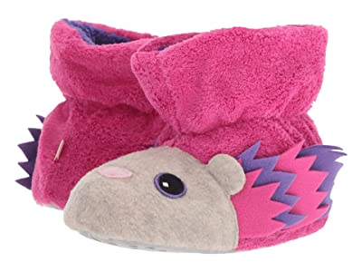 Acorn Kids Easy Critter Bootie (Infant/Toddler) (Very Berry Hedgehog) Girls Shoes