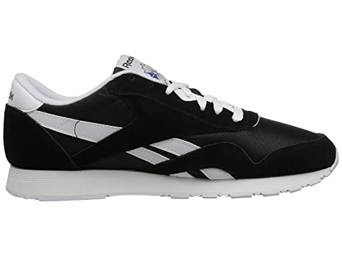 Reebok Lifestyle Classic Nylon Black/White Discount Cheapest Footaction Cheap Price Free Shipping Amazing Price Cheap Sale Extremely Cheap Sale Find Great WcfVhqr1k