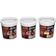 Wood Smoking Chips - Pecan,... Wood Smoking Chips - Pecan, Apple, and Cherry Wood Chips for Smokers - Set of 3 Resealable Pints