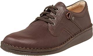 Finn Comfort - Botas de Cuero para Hombre, Color marrón, Talla 37.5