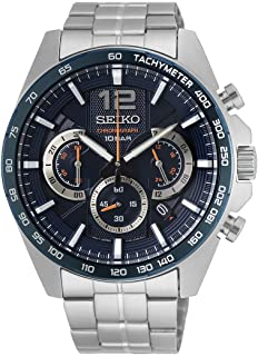 Seiko Men Chronograph Watch - SSB345P1