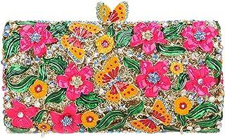 Amazon.es: Flores Rosas Rojas - Bolsos: Zapatos y complementos