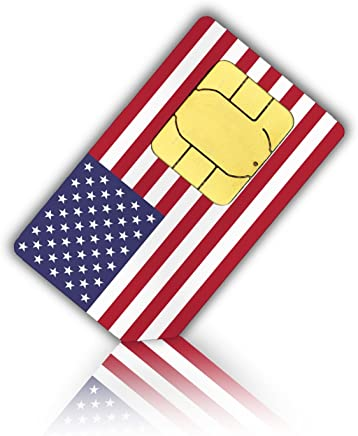 3033c789024 Prepaid USA – 6 Gb de tarjeta SIM 4 G LTE – SMS, llamadas Nacional