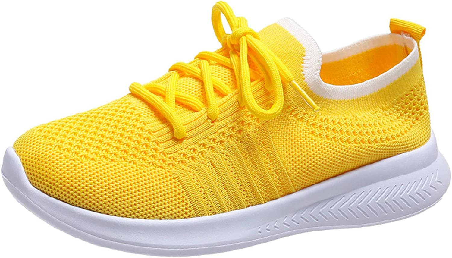 Womens Sneakers Walking Shoes - Breathable Comfort Slip On Athletic Running Sneakers for Sports Tennis Gym Travel Casual