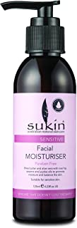 Sukin Sensitive Facial Moisturiser, 125 ml