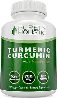 purely holistic turmeric curcumin
