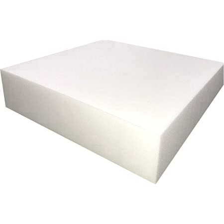 Wheelchairs Good for Chair Cushions Upholstery Foam Cushion Sheet Sofa Cushions Poker Tables and Much More by Dream Solutions USA 1x24x108 High Density- Soft Premium Luxury Quality