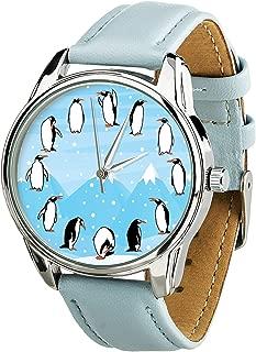 12 Penguins Unisex Watch