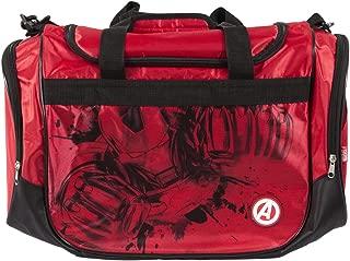 Iron Man Sports Duffel Bag