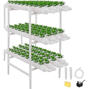 Hidroponía, Huerto Vertical para Cultivo de 16 Plantas, con ...