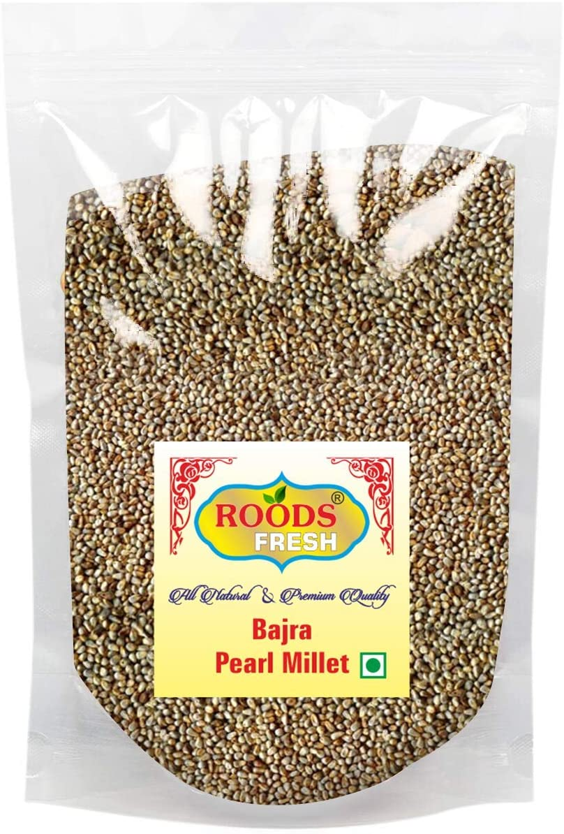 Carlos Omaha Mall Roods Fresh Whole Pearl Millet 400 Factory outlet Grams