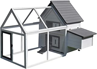 innovation pet deluxe farmhouse chicken coop