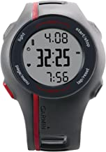 Garmin Forerunner 110 GPS-Enabled Sport Watch with Heart Rate Monitor (Red)