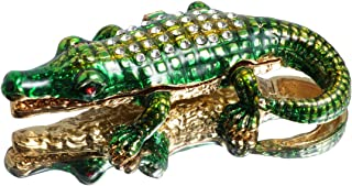 Best crystal alligator figurine Reviews