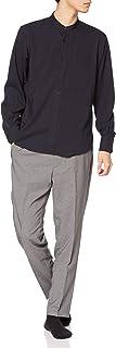 [スティングロード] ホームビズセット ストレッチシャツ イージーパンツ 2枚セット ウォッシャブル テレワークにお薦め メンズ