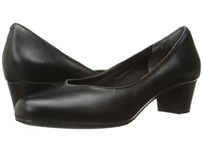 Rockport Total Motion Charis (Black Leather) Women