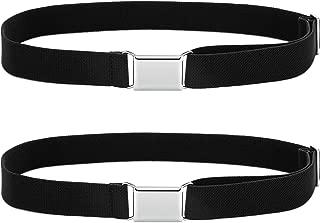 Kids Buckle Belt Adjustable Elastic Belt Kid Stretch Belt for Children Favor