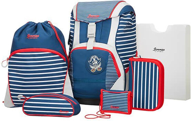 Sammies Ergofit, 7-teiliges Schultaschen-Set, Pirate B07CJ5Y57Y   Neueste Technologie
