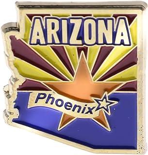 Arizona State Hat or Lapel Pin AVAarizona