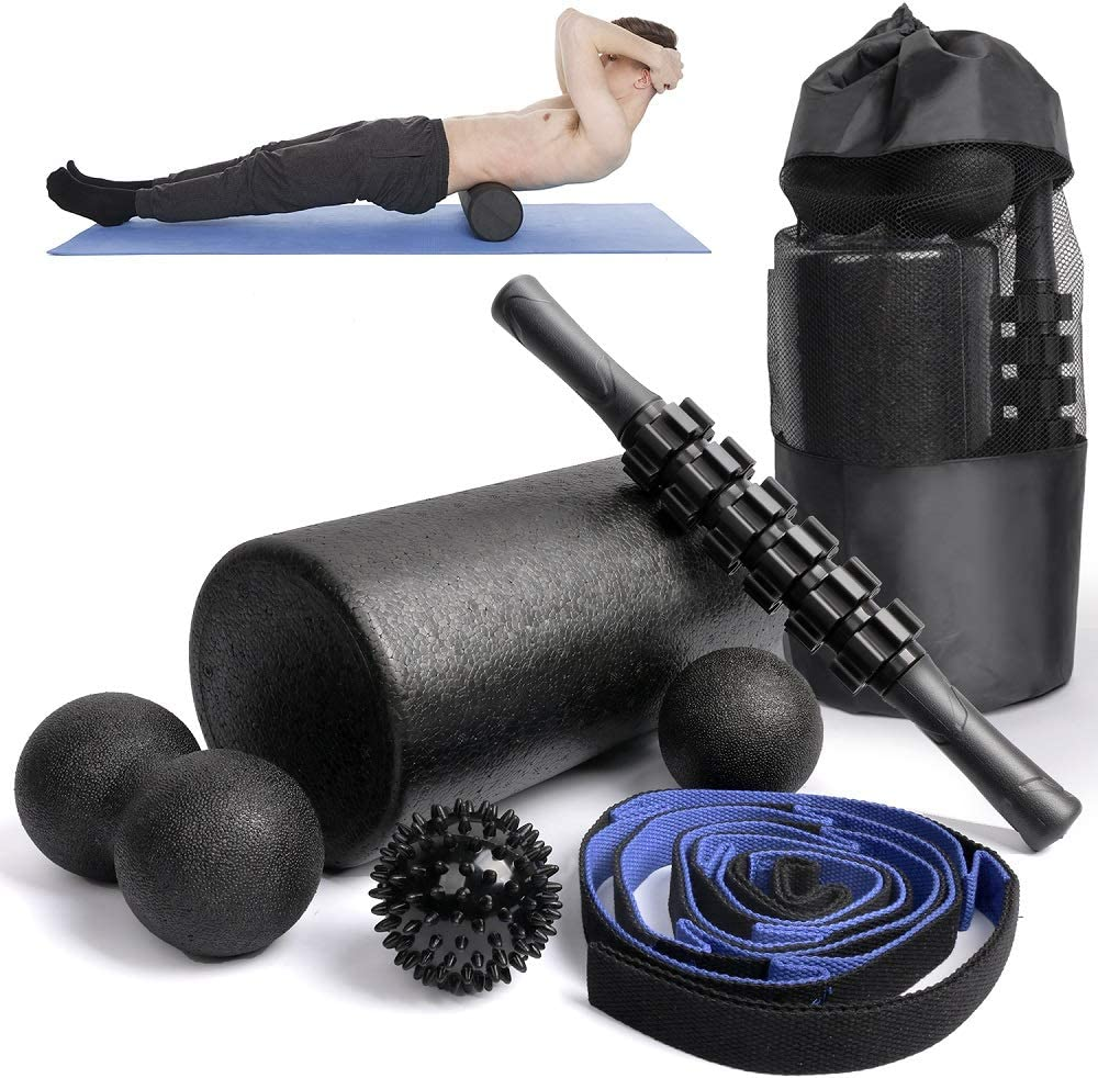 6 in1 Foam Roller Set St Some reservation Muscle -High Density Choice
