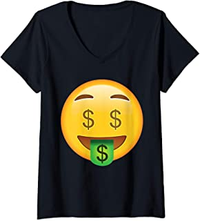 emoji dollar sign eyes