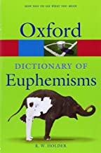 Best oxford dictionary of euphemisms Reviews