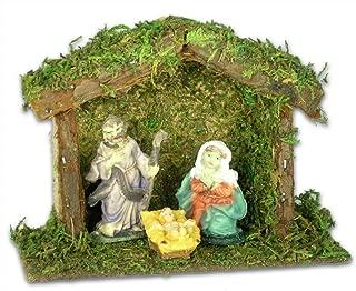 Best miniature nativity set for crafts Reviews