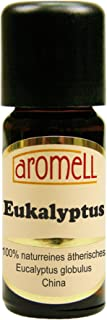 Eukalyptus - 100% naturreines, ätherisches Öl aus China, 10 ml