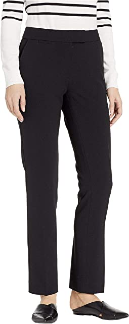 Pebble Crepe Pants