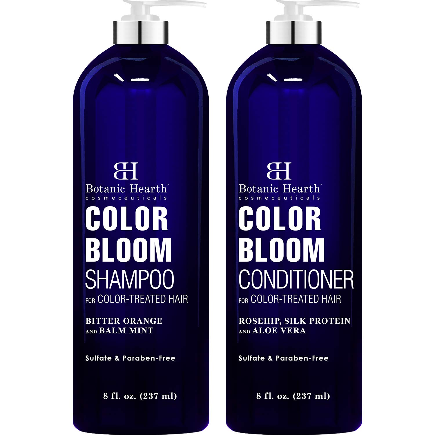 BOTANIC HEARTH Shampoo and Conditioner Color Hair - Treated Sales of SALE items from new works for Courier shipping free