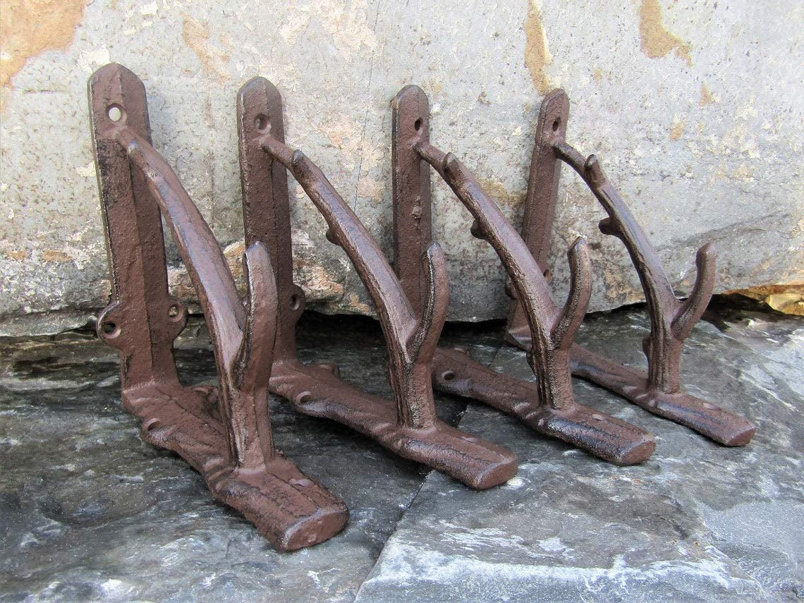 Shelf Sales results No. 1 Brackets Braces Cast Iron 5.5