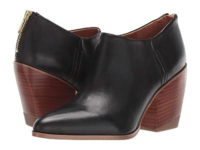 Franco Sarto Kieran by SARTO (Black Leather) Women