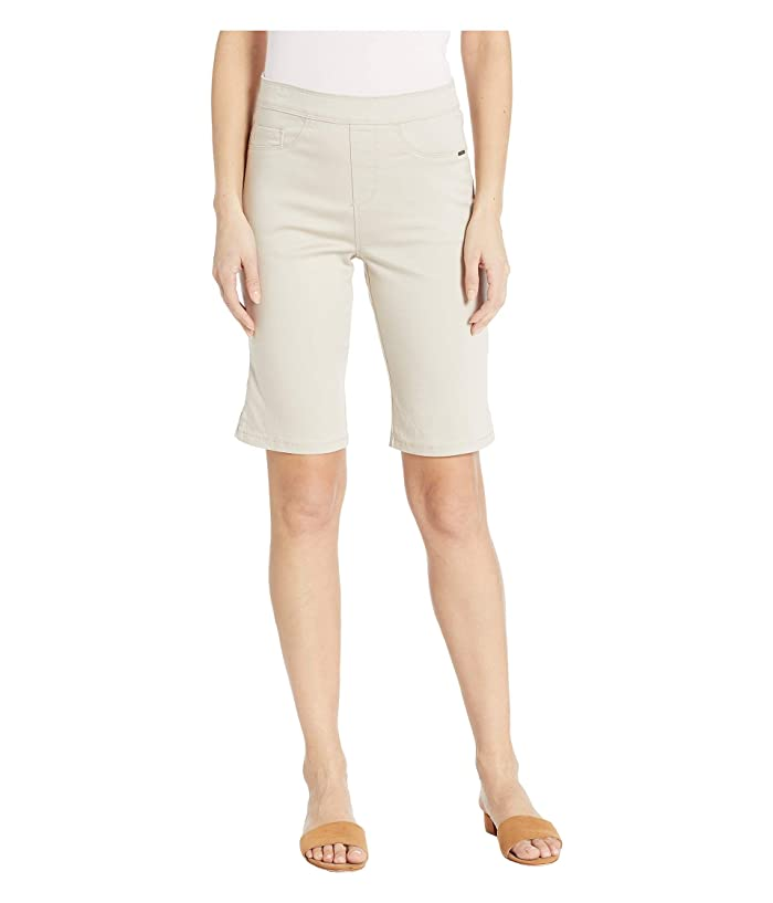 FDJ French Dressing Jeans D-Lux Denim Pull-On Bermuda in Almond (Almond) Women's Shorts