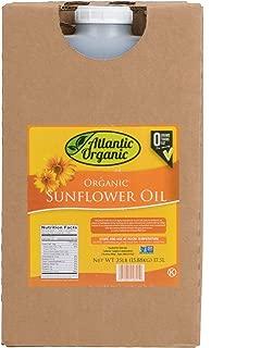 atlantic organic sunflower oil