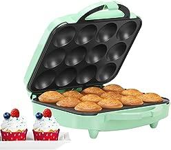 Holstein Housewares HU-09006I Cupcake Maker, Mint